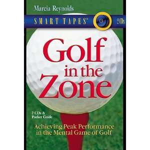 Golf in the Zone, Reynolds, Marcia ARCHIVE