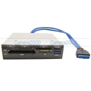 USB 3.0 Front Panel Internal Cards Reader + USB3.0 Port 20Pins