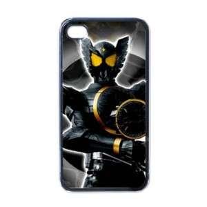 NEW iPhone 4 Hard Case Black Kamen Rider OOO rare