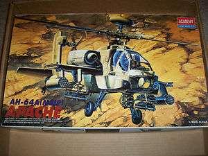 Academy AH 64 (MSIP) Apache, 1/48 Scale |