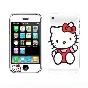 Meestick Hello Kitty Vinyl Adhesive Decal Skin for iPhone