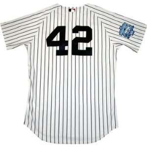Mariano Rivera Authentic New York Yankees Home Jersey w/ 602