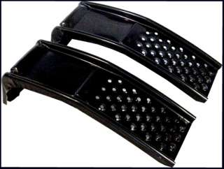 PAIR OF STEEL METAL AUTO CAR VEHICLE LIFT TIRE RAMPS