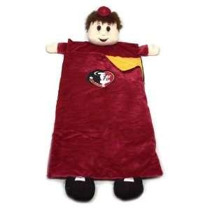Florida State Seminoles 6 NFL Football Mascot Sleeping