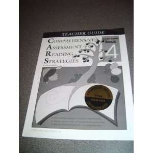 Assessment of Reading Strategies (CARS) Teacher Guide Book 4 Books