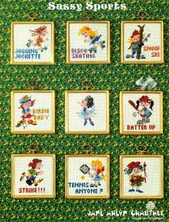 Cross Stitch Golf Isms Patterns | eBay