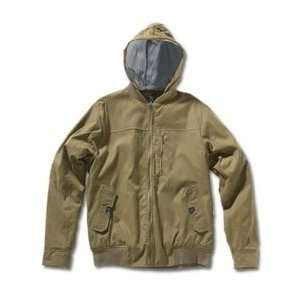 Planet Earth Clothing Grange Hall Jacket: Sports