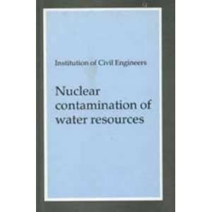 Contamination of Water Resources: Proceedings of the Conference Water