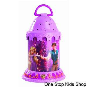 GLIMMER N GLOW BIRTHDAY LANTERN Tangled RAPUNZEL Disney Princess TOY