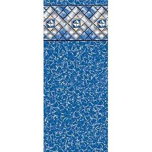 Manor Beaded Swimming Pool Liner   for Esther Williams Pools Only   24