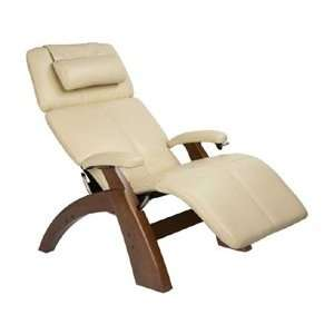 PC 6 Perfect Chair® Classic Manual Zero Gravity Recliner with Walnut