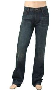 NEW DOLCE & GABBANA D&G MENS STONE WASHED COTTON STRAIGHT LEG JEANS