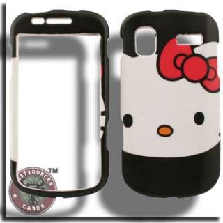 Case for Samsung Focus SGH i916 Hello Kitty Cover Faceplate Hard B