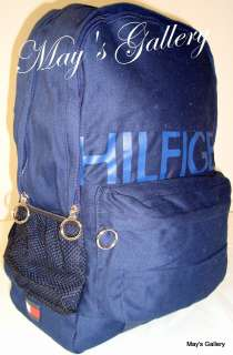Tommy Hilfiger Hand Bag Tote Travelling BIG Duffle Duffel School