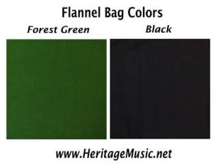 Heritage Musics handcrafted leather bags have been designed to carry