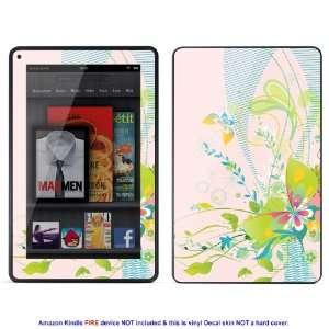 Kindle Fire (Matte Finish) case cover MAT Kfire 379 Electronics
