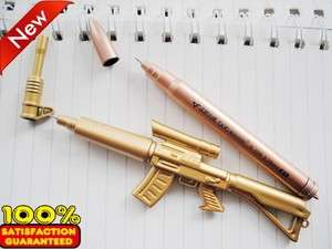 Gun + Bullet Ball Pen,Boy,Kid,Party Favor Suppy Bag Prize Gift,ST007