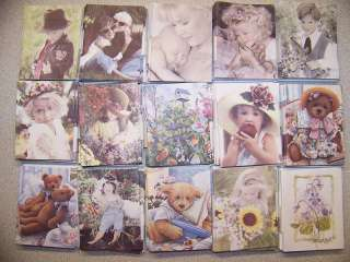 Huge Lot 2000 Assorted Enclosure Gift Cards +Envelopes