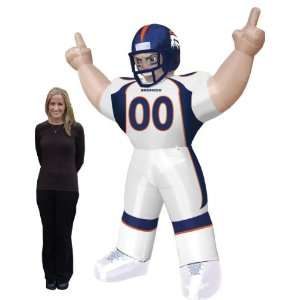 Denver Broncos 8 Tall Tiny NFL Inflatable Merchandise