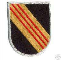 VIETNAM US ARMY 5TH SF SPECIAL FORCES GROUP NAM PATCH