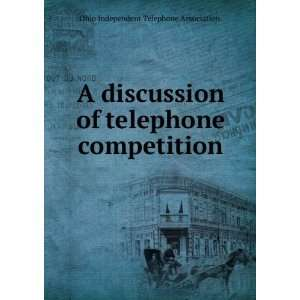 , Gansey R. Ohio Independent Telephone Association. Ainsworth: Books