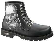 Harley Davidson D95173 Mutinous Mens Riding Boots NEW w/ BOX