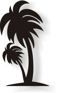 Palm Tree   IN OR OUTDOOR WALL DECOR   ART   ASTHETIC