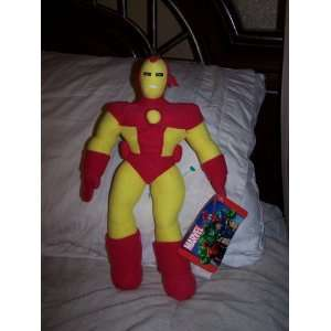 New Marvel Iron Man Plush Doll 13