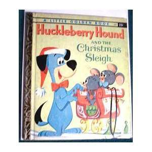 Huckleberry Hound and the Christmas Sleigh: A Little