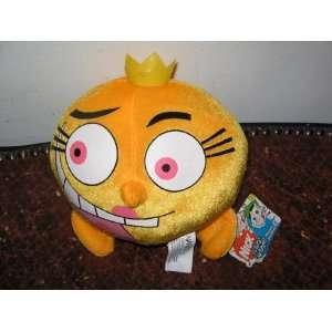 Fairly Odd Parents Wanda Goldfish Plush Toys & Games