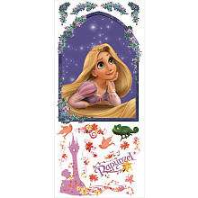 RoomMates Tangled   Rapunzel Peel & Stick Giant Wall Decal   York Wall