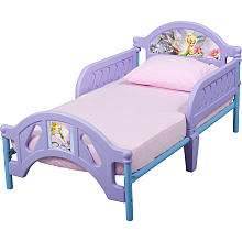 Disney Fairies   Tinker Bell Plastic Toddler Bed   Delta   BabiesR