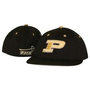 Boilermakers Flat Bill Flex Fit TPX Baseball Hat