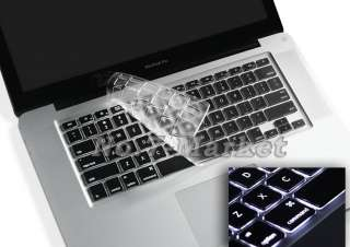 /Clear TPU Keyboard Cover Skin for Macbook Pro 131517