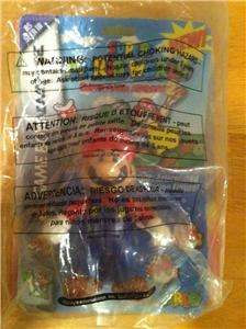 Wendys Kids Meal Happy Meal Toy Premium 2002 Mario Nintendo GBA