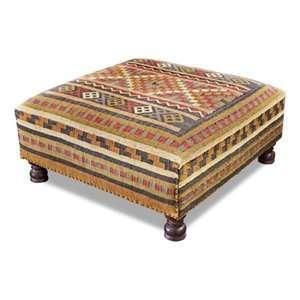 Interlude Home 174802 High Plains Ottoman