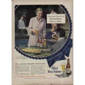 Served at the private pool of Miss Joan Fontaine of