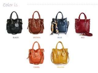 New GENUINE LEATHER purses handbags Hobo TOTES SHOULDER Bag [WB1058