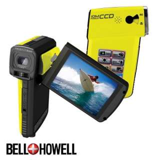 Bell+Howell Waterproof HD Camcorder w/ Panasonic CCD