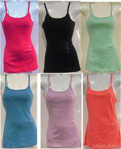 NWT~GAP Womens Basic Cami Camisole~Choose Color & Size
