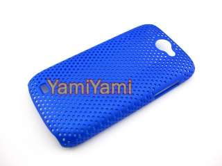 Plastic Skin Protector For Samsung Galaxy W I8150 Hole Cover Case