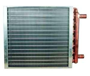 Solar Air Heat Exchanger  Liquid to Air   60 BTU
