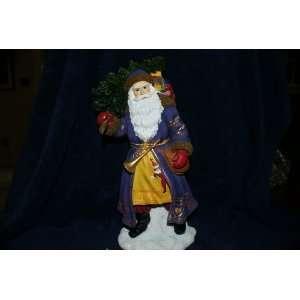 Russian Father Christmas Pipka Santa
