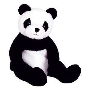 TY Beanie Baby   MANDY the Panda Bear Toys & Games