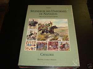 French Napoleonic Cavalry Reference Book