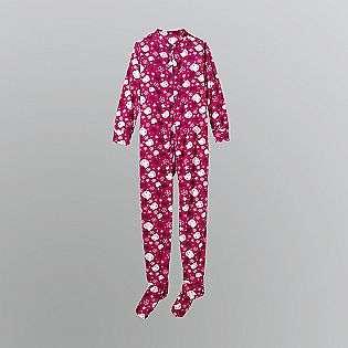 Footie Pajamas  Hello Kitty Clothing Intimates Sleepwear & Robes