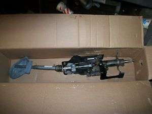 05 06 07 FORD ESCAPE HYBRID STEERING COLUMN