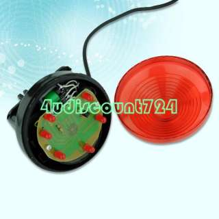 description l 100 % brand new l high quality l bike siren with 6 led