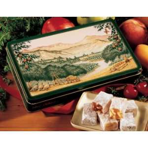 Cashmere Valley Harvest Tin 18 Oz. Gift:  Grocery & Gourmet