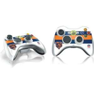 Skinit Chicago Bears Retro Logo Flag Vinyl Skin for 1 Microsoft Xbox